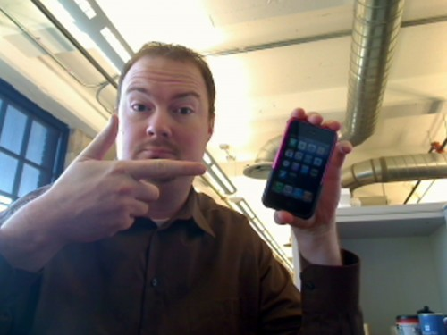 Me and my iPhone 3G