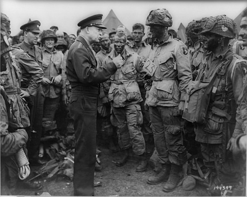 Dwight Eisenhower on D-day